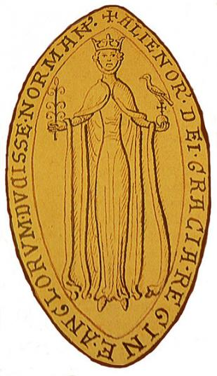 Alienor sceau