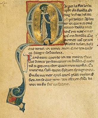Bernard de ventadour manuscrit1