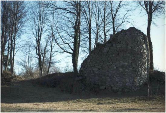 Champs hauteroche ruine 1