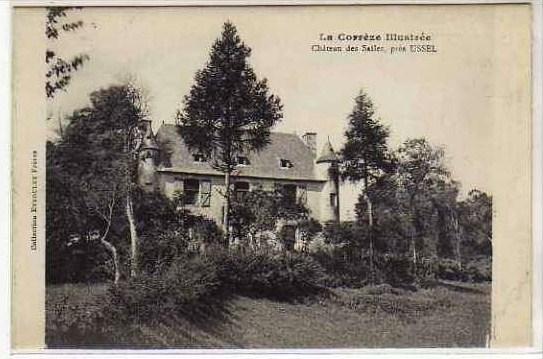 Chateau des salles ussel 1