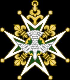 Croix de l esprit saint