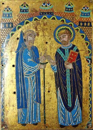 Etienne de Muret & Hughe de Lacerta Grandmont