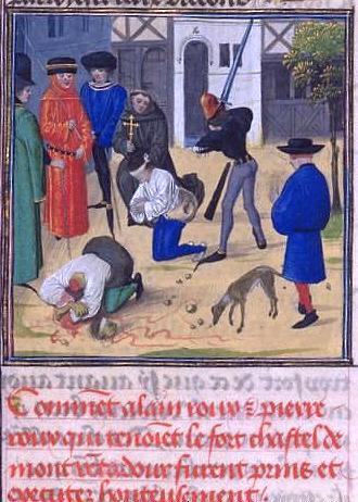 Execution des freres roux