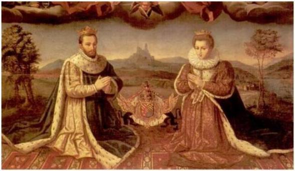 Gilbert de LV mariage