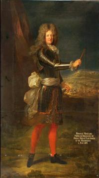Hercule meriadec prince de soubise 1669 1749