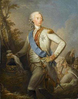 Louis joseph de bourbon prince of conde
