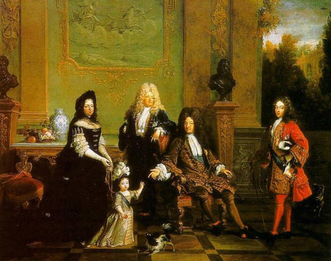 Madame de ventadour et le roi