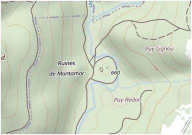 Montamar plan site