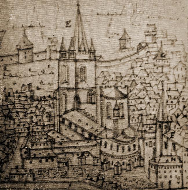 Tulle abbaye 1595