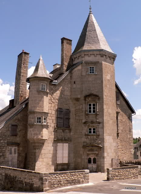 Ussel maison ducale