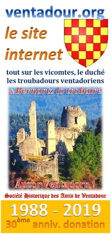 Ventadour document promotion 1v