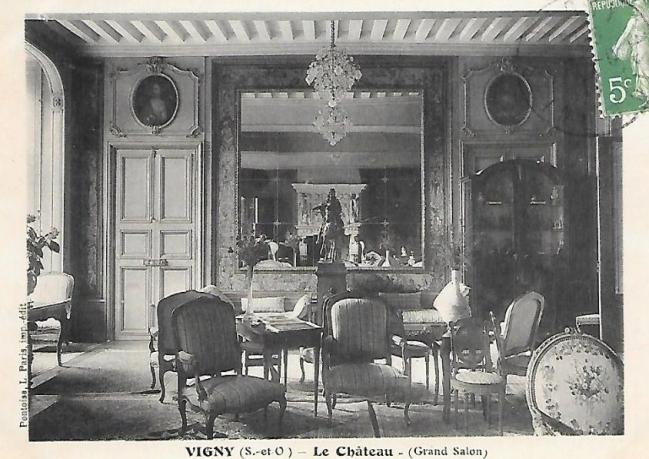 Vigny grand salon